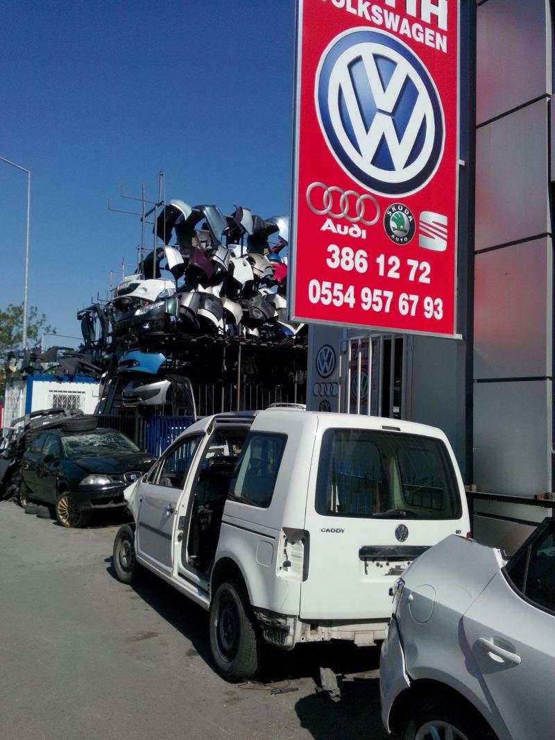 fatİh oto volkswagen Çikma parÇa - fatİh volkswagen - volkswagen