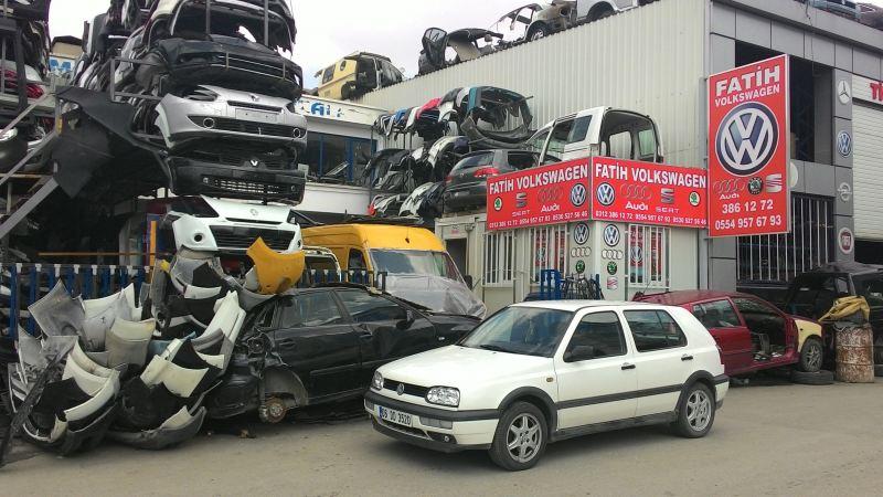 fatİh volkswagen ankara ostİm - fatİh volkswagen - volkswagen
